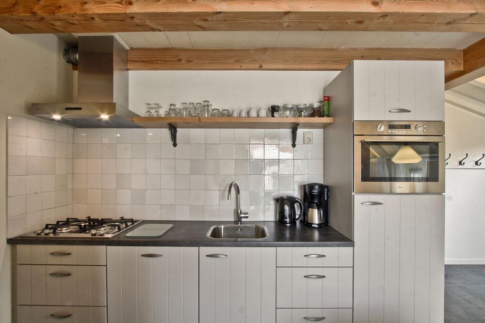 Een gezellig tweepersoons appartement in midsland terschelling
