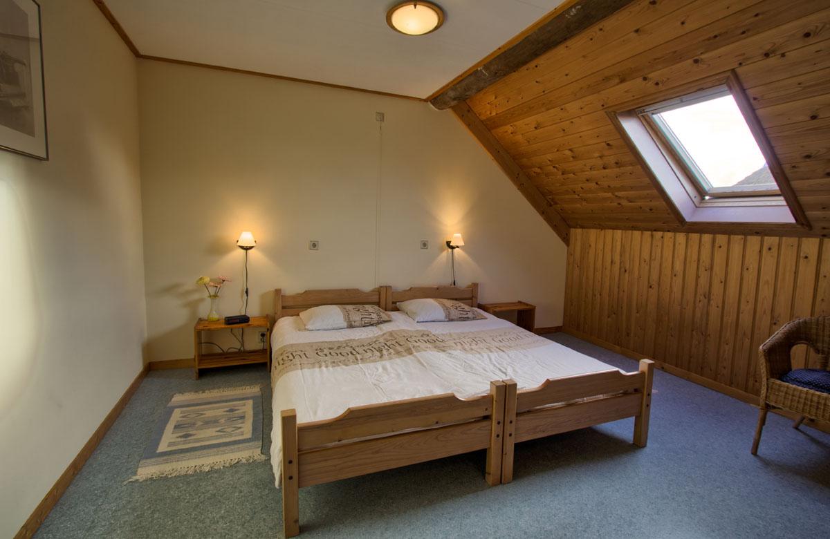 De appartementen van lenz in baaiduinen terschelling - Slaapkamer klein gebied ...